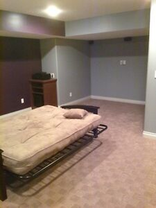 Basement bedrooms in Lacombe for rent