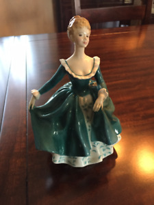 Royal Doulton Figurine - Janine