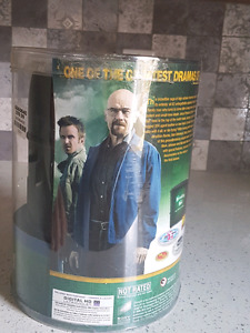 Breaking Bad Collector's Edition Barrel New, Unopened