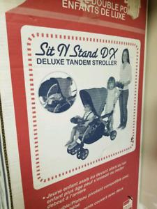 SIT N STAND  SROLLER