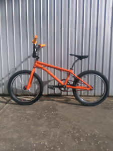 "GT ""Performer"" Large BMX Bike, Full Rebuild Bicycle, As NEW Condi"