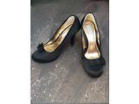Red Herring heels