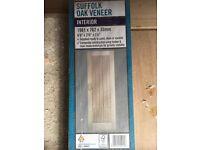 """Suffolk Oak Veneer Doors 6'6"""" x 2'6"""""""