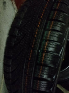 NEW WINTER TIRES **CONTINENTAL** 195/65/15  2 TIRES!!