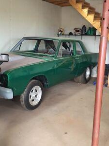 1968 Dodge Dart 2 door post project car