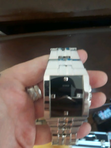 Like new men's  guess watch