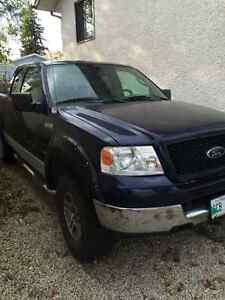 2005 Ford F-150 Extended cab xlt Pickup Truck