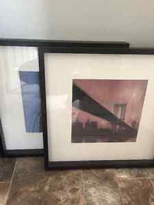 Frames with pictures