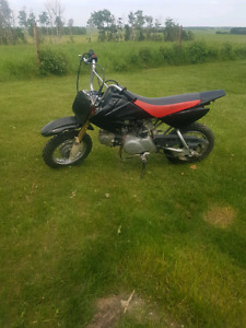 07 crf50 to trade for a kids quad