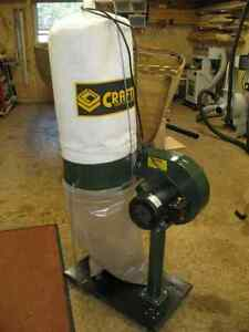 Wood Shop Dust Collection system $120 OBO