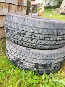 Used tires (Winter, MS and all seasons) $80