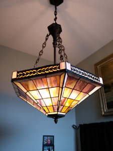 Colourful Chandelier for sale $50 OBO