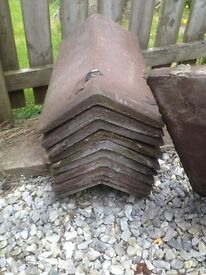 RECLAIMED RIDGE TILES (11)
