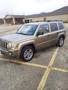 2007 Jeep Patriot Sport  4x4   CERTIFIED  E TESTED Kitchener / Waterloo Kitchener Area image 9