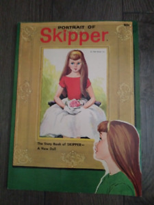 Vintage Skipper Book. All pages intact! :-) 1964 yr