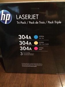 HP LASER TRI-PACK BRAND NEW