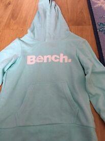 Girls bench hoody 3-4