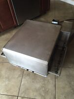 Lincoln impinger counter top conveyor pizza oven