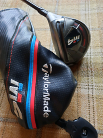 Taylormade M4 5 Wood 18 degrees