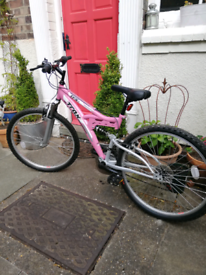 Ladies TFC, Tracx Mountain/road bike