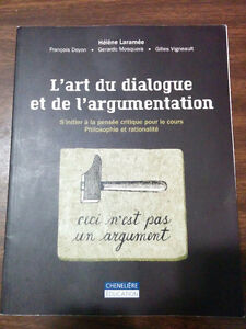L'art du dialogue et de l'argumentation