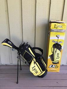 Lynx Junior Golf Club Set