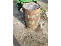 Whisky barrell for sale