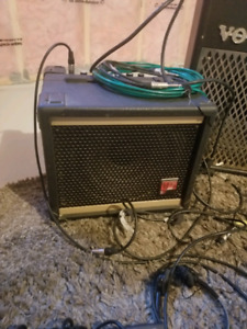 Yorkville Guitar/Piano practice amp Canadian Made