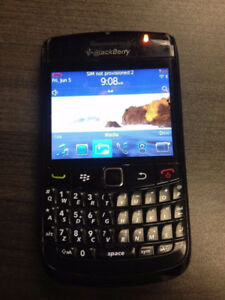 BLACKBERRY BOLD 9780 UNLOCKED USED CONDITION WITH CHARGER. 514-6