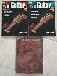 Beginner Guitar Books (Lot of 3)