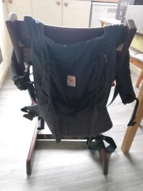 Ergo original baby carrier and infant insert