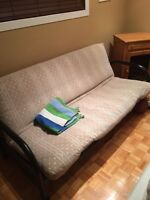 Futon couch/bed - name your price!