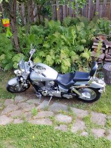Moto vtx 1800