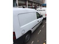 Vauxhall combo 1.7. Spares or repair