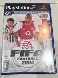 Playstation 2 / PS2 - Fifa Football 2004