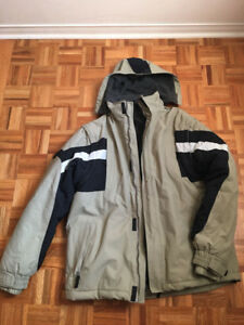 Winter Jackets and Parkas (Brand new, Size Medium and Large)