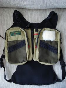 Brand New -  Springbrook Ghillie Fishing Vest