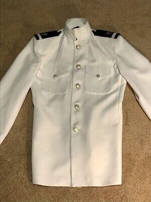 United States Coast Guard Auxiliary The Salute Uniforms Mens Uniform White 38