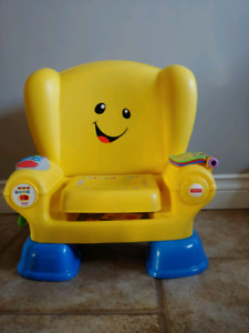 Fisher Price Laugh & Learn Smart Stages Chair (EN)