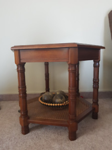 Moving Out Furniture - Vintage End Tables and Coffee Table Set