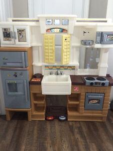 Child's Step 2 Play Kitchen