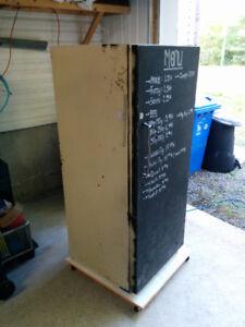 Congelateur Verticale Freezer