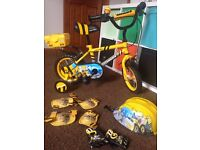 A digby boys bike in very good condition