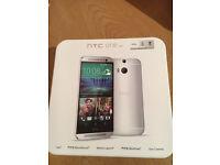 Brand New HTC One M8 Silver 32GB Unlocked