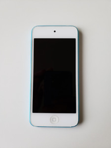 Ipod Touch 5th Generation Blue 32GB, Working Great Condition