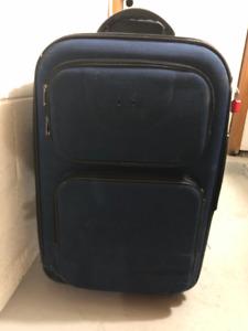 Blue, Medium Sized Suitcase