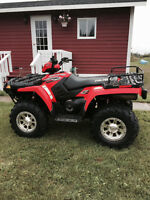 Polaris 4wheeler