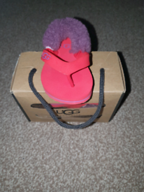 Ugg baby sandals