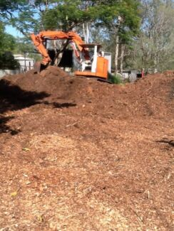 """ALL TREE-LOPPERS BRIS/north side i wan""""t MULCH Whiteside Pine Rivers Area Preview"""