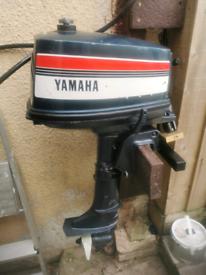 YAMAHA 4HP 2 STROKE